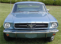 1965 Mustang Fastback - picture 1