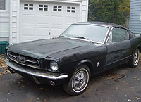 1965 Mustang Fastback - picture 3
